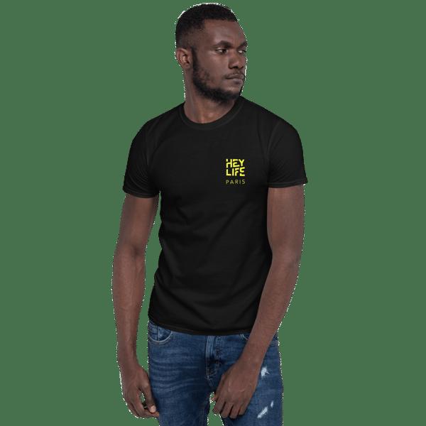 Image of 'HEY LIFE PARIS' T-Shirt (mutiple colors)
