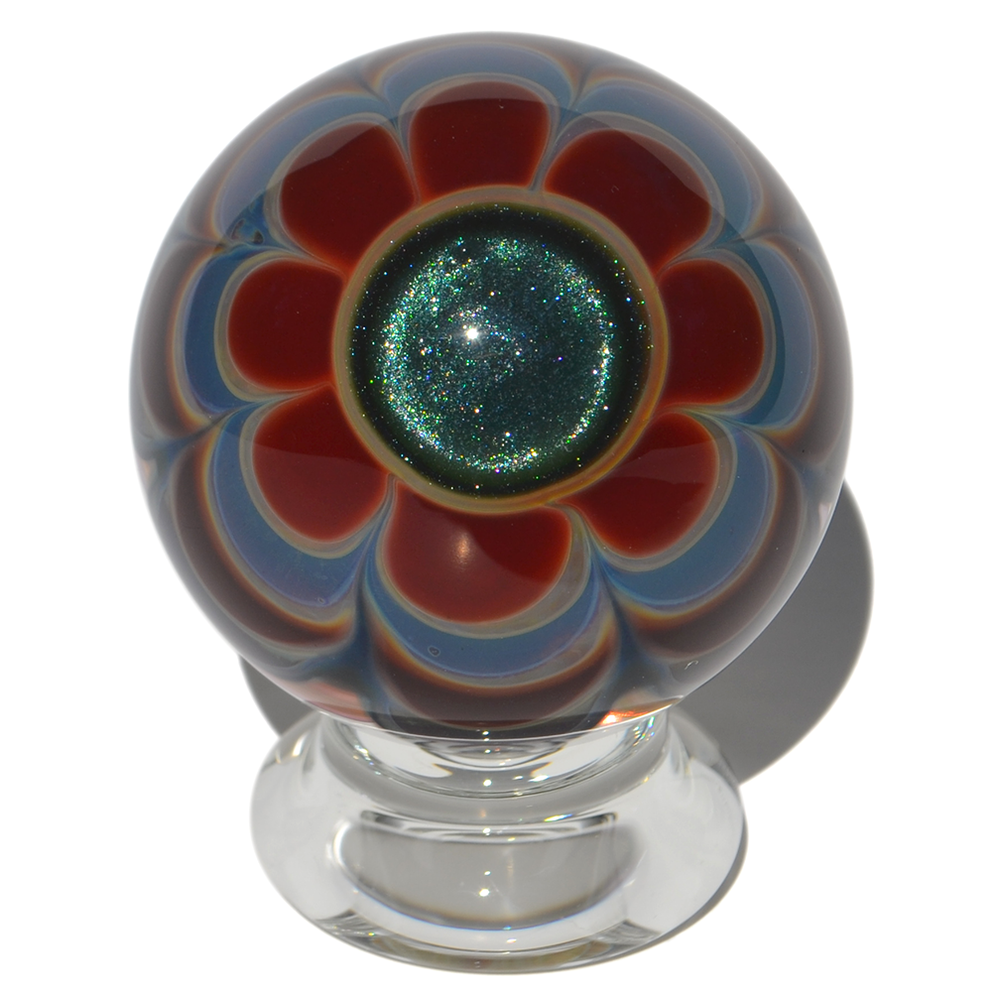 Image of 45mm Reelstar Marble with Stand