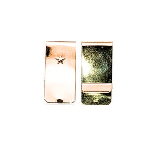 Image of PINCE A BILLET ETOILE / MONEY CLIP STAR