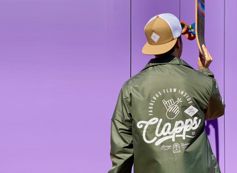 Image of COACH JACKET // LIMITED EDITION