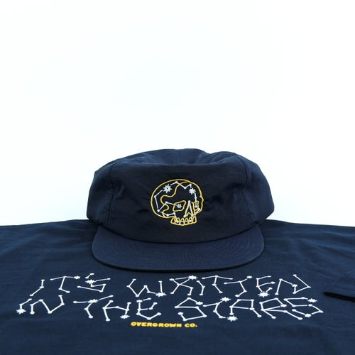 Image of 'CONSTELLATION' TEE IN NAVY