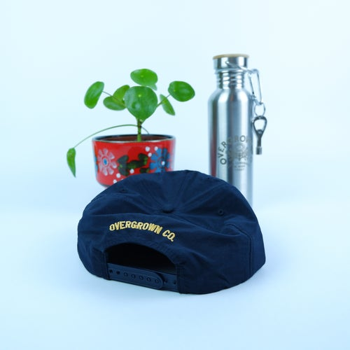 Image of 'CONSTELLATION' CAP IN NAVY