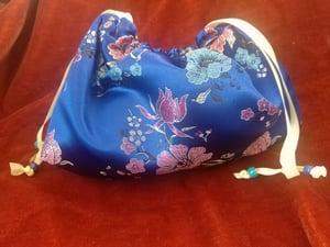 Image of Exquisite Blue Adventurer's Bag