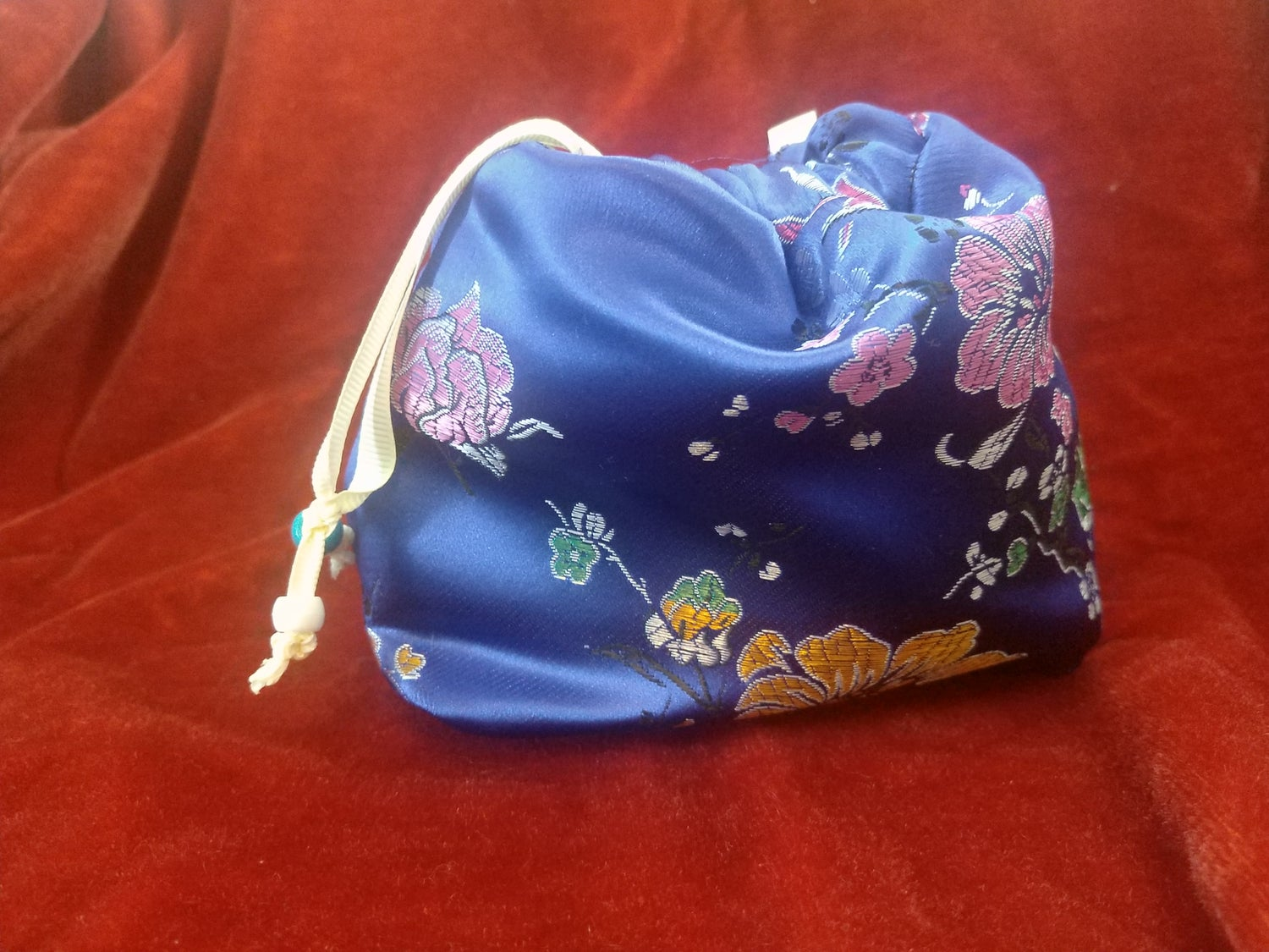 Image of Exquisite Blue - Gerblin Adventurer's Bag