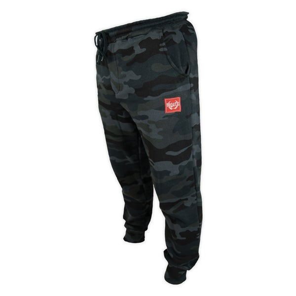 Image of Men's Jogger - Black Camo