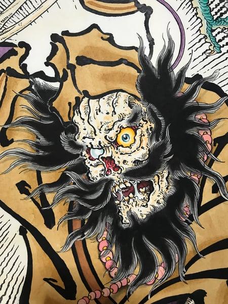 Image of Shoki Tatt Slayer