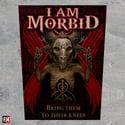 I AM MORBID Bring Them... backpatch