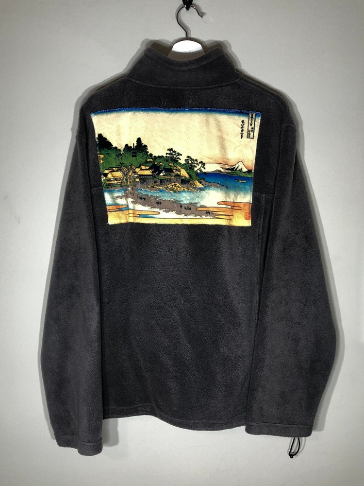 Image of Fleece Countryside Sweater