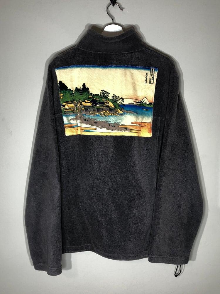 Image of Fleece Countryside Sweater