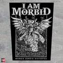 I AM MORBID Morbid Sorti backpatch