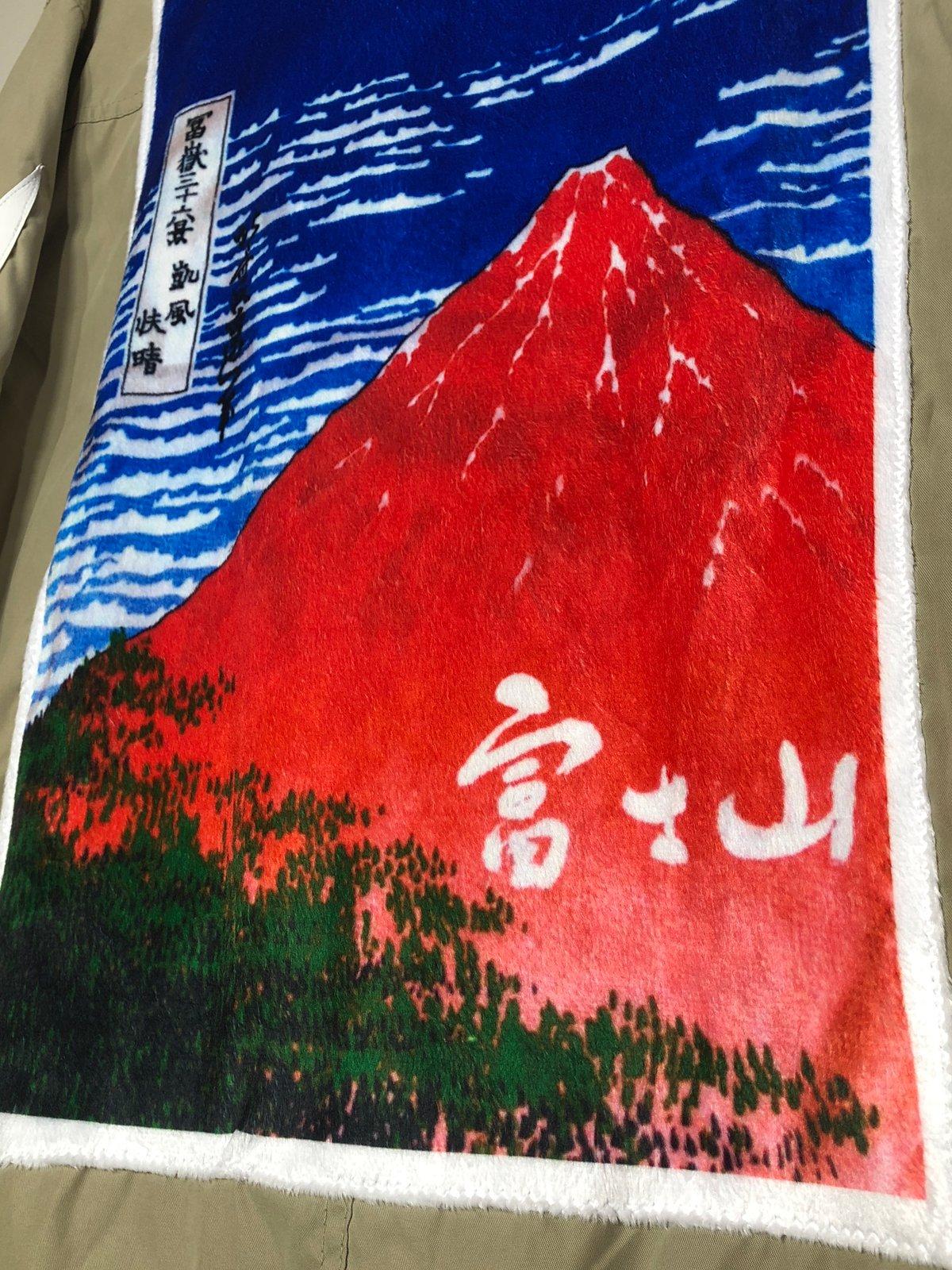 Image of Mt fiji
