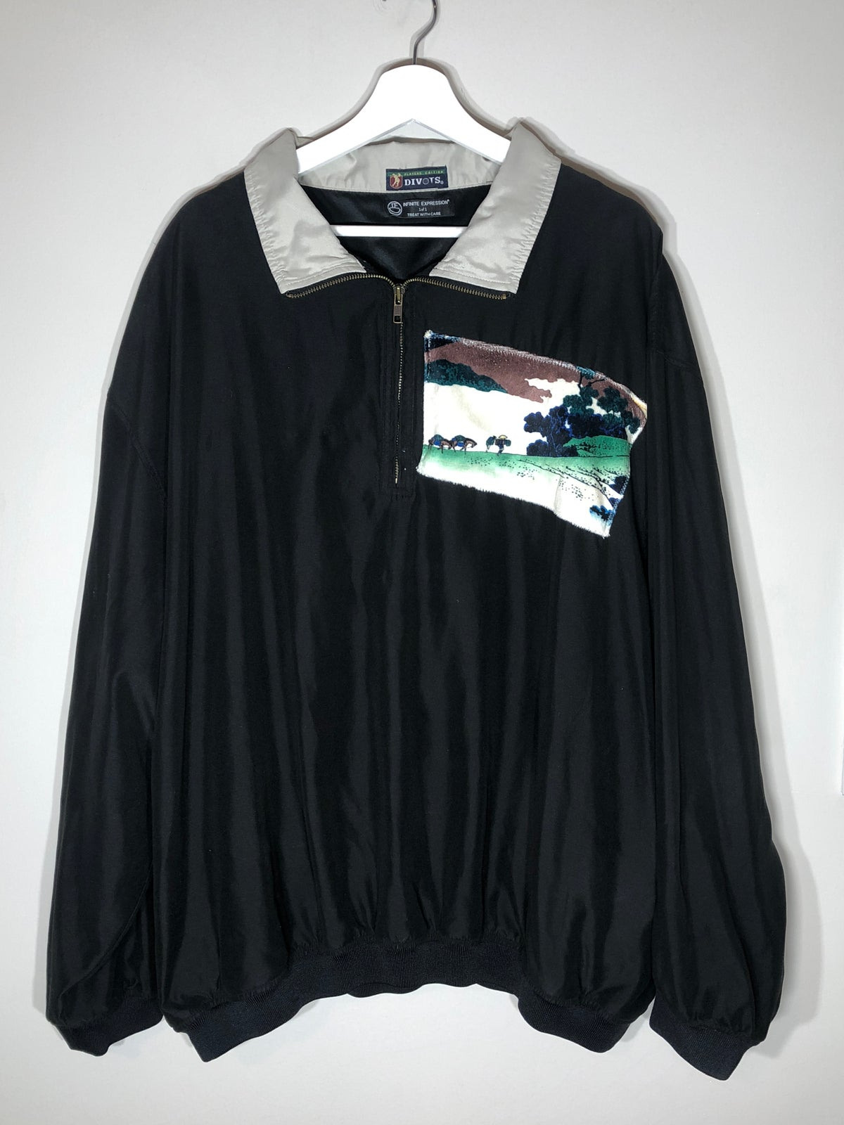 Image of Japanese Scenery Quarter-Zip