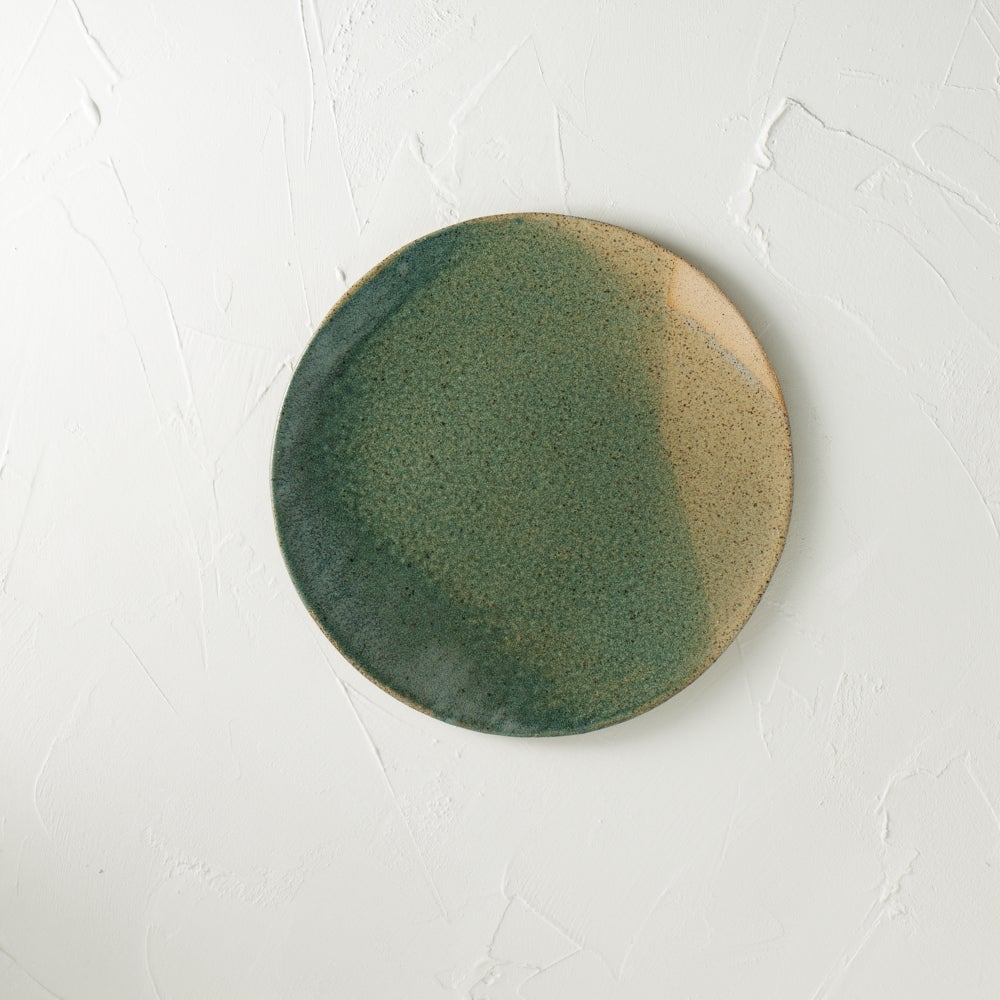 Image of NEW!! Beautiful Metallic Deep Ocean plate