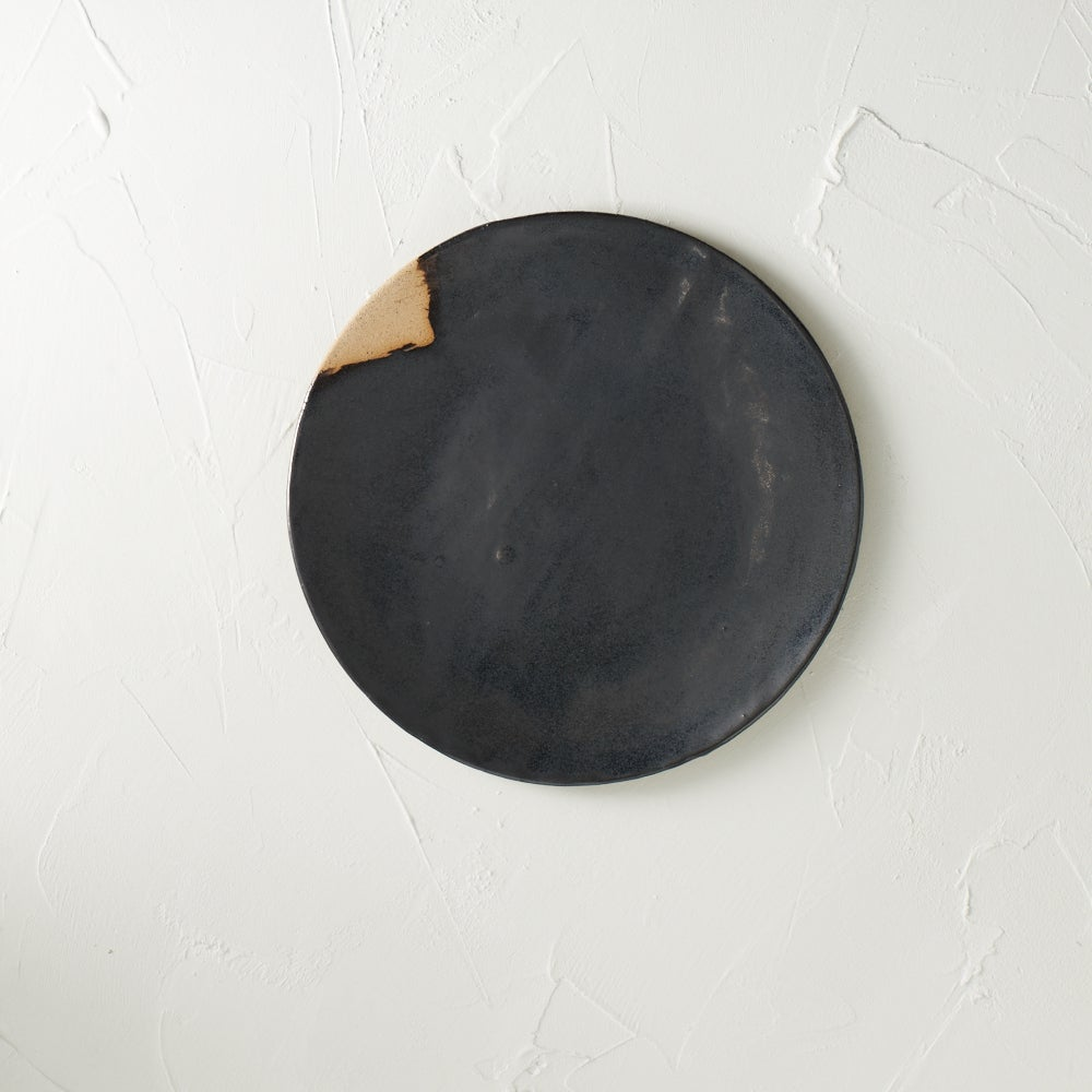 Image of NEW!! Metallic black plate