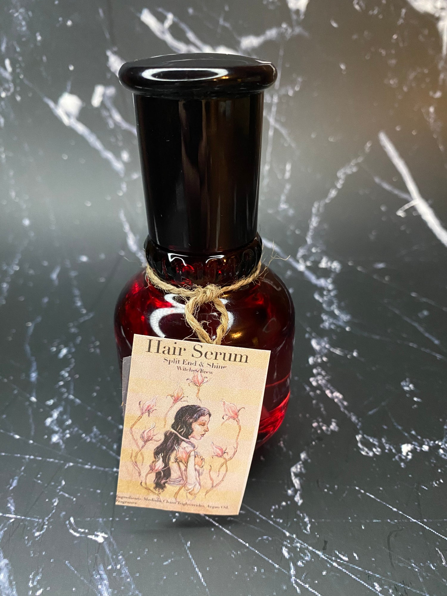 Image of Fancy Witches Brew Hair Serum for Split Ends and Shine