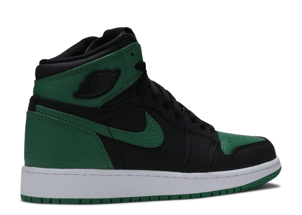 "Image of Air Jordan 1 Retro High OG ""Pine Green"" (GS)"