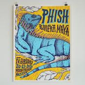 Image of Phish Riviera Maya (Yellow)