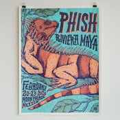 Image of Phish Riviera Maya (Blue)