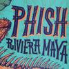 Phish Riviera Maya (Blue)