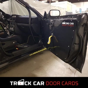 Image of Subaru GC8 4 Door - Rally / Track Car Door Cards