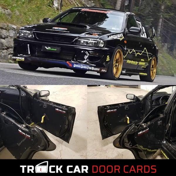 Image of Subaru GC8 4 Door - Rally / Track Car Door Cards