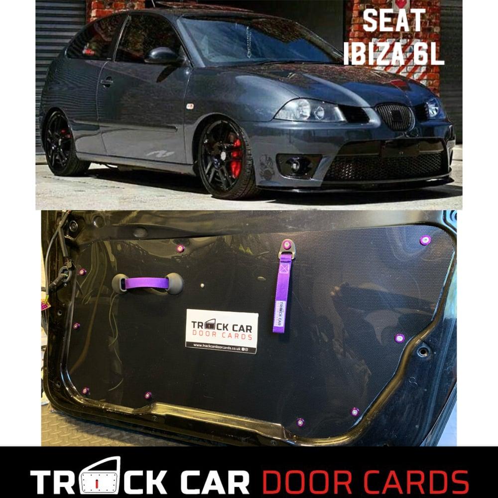 Image of Seat Ibiza 6L - Perspex window option