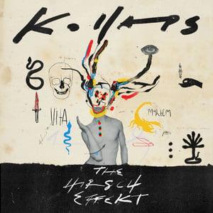"""Image of The Hirsch Effekt """"Kollaps"""" CD"""