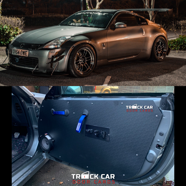 Image of Nissan 350Z - Drift Car Door Cards