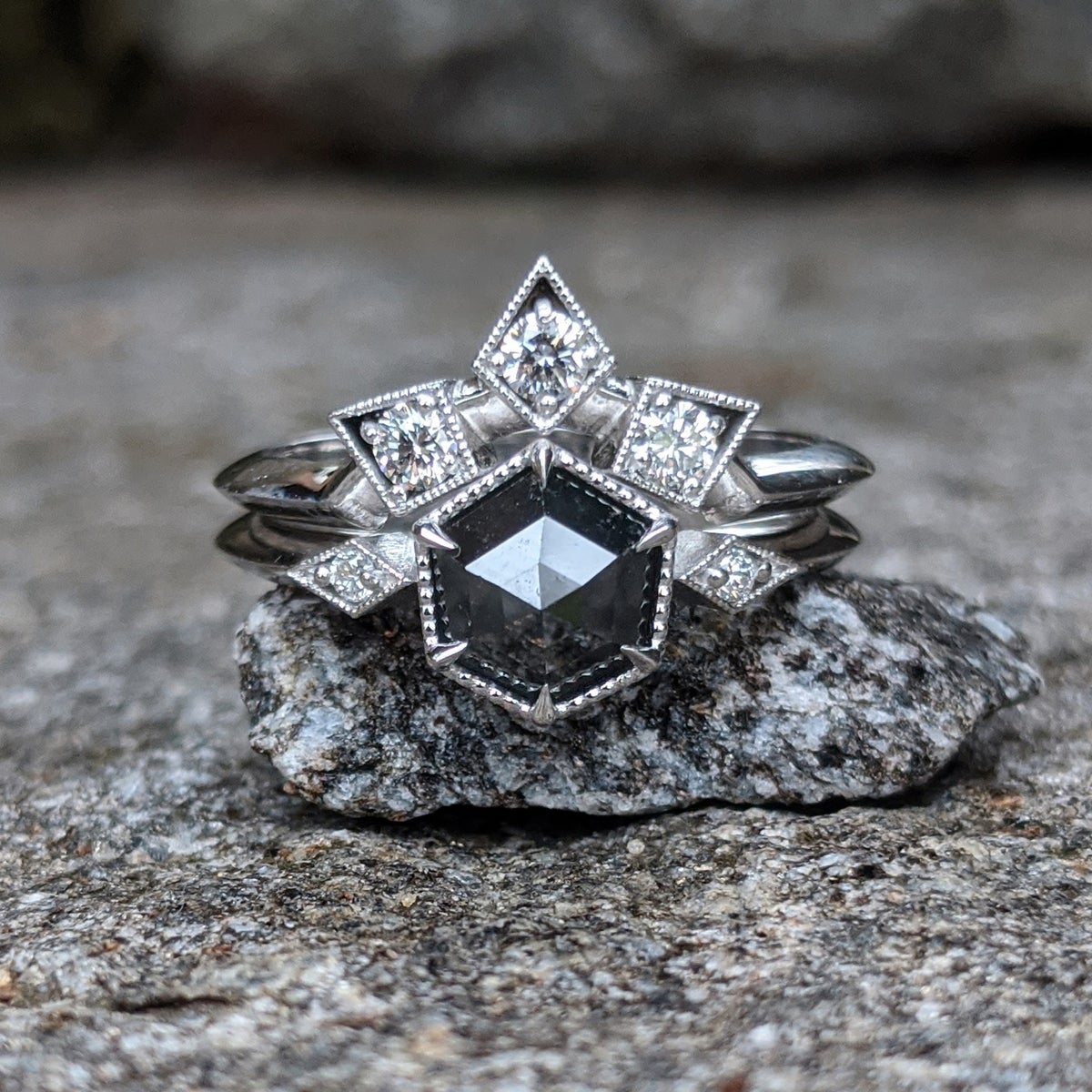 Image of Irene Ring Set