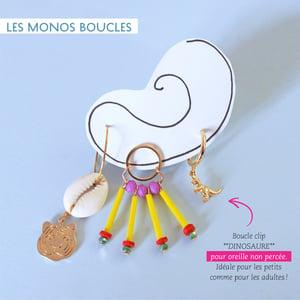 Image of Les monos boucles