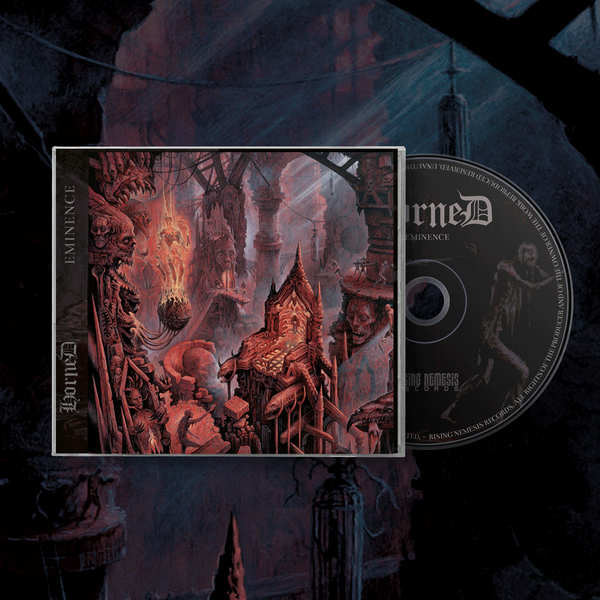 Image of HORNED - Eminence CD