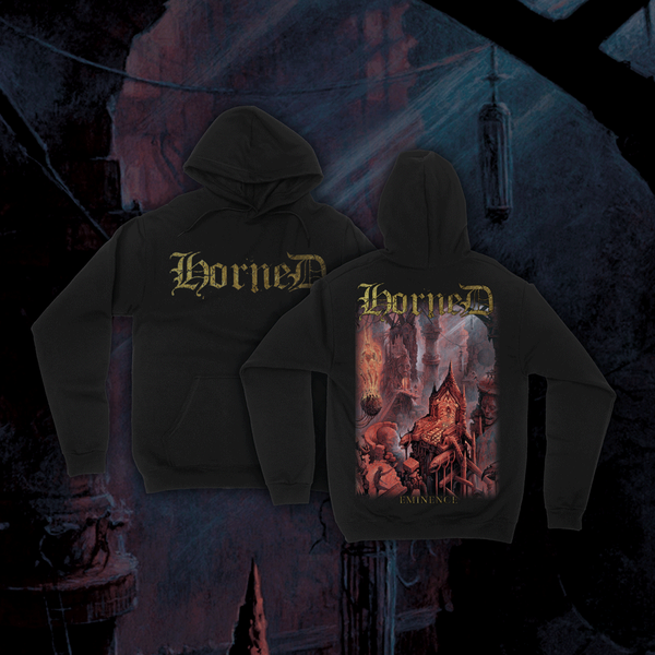 Image of HORNED - Eminence Hoodie