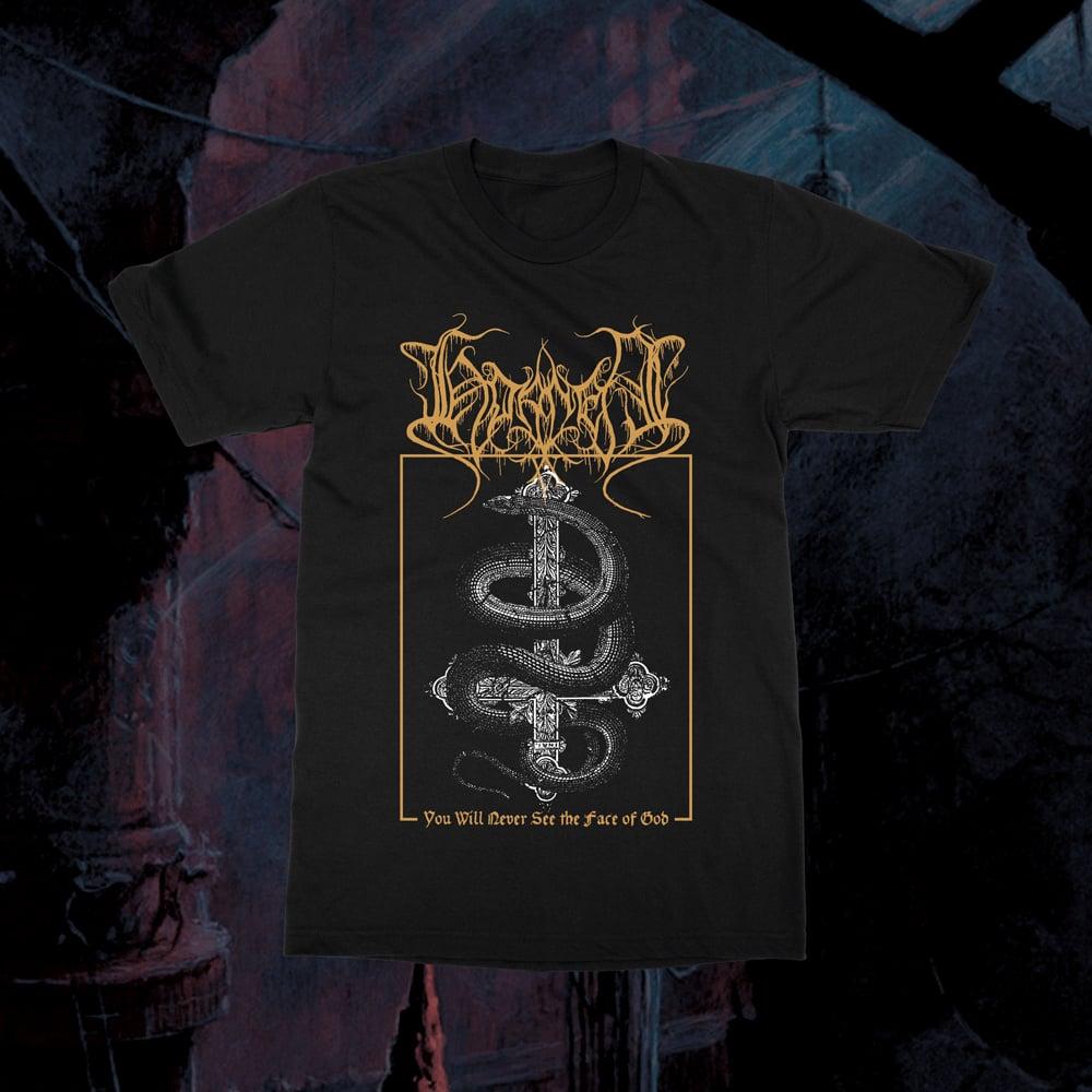 Image of HORNED - Hegemony T-Shirt [pre-order]