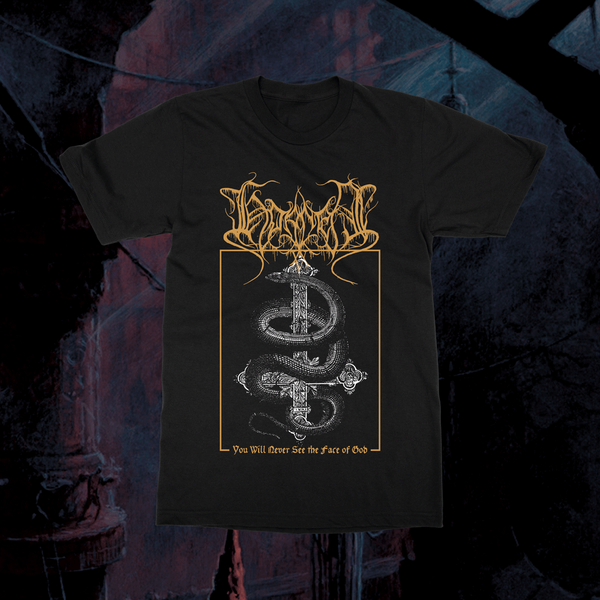 Image of HORNED - Hegemony T-Shirt [pre-order]