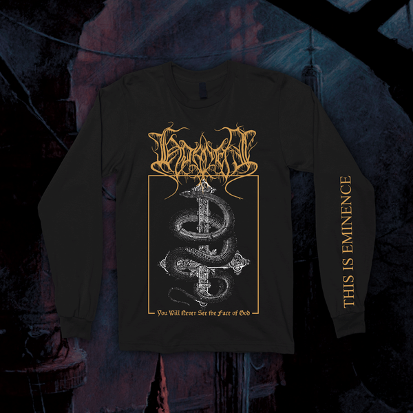 Image of HORNED - Hegemony Longsleeve