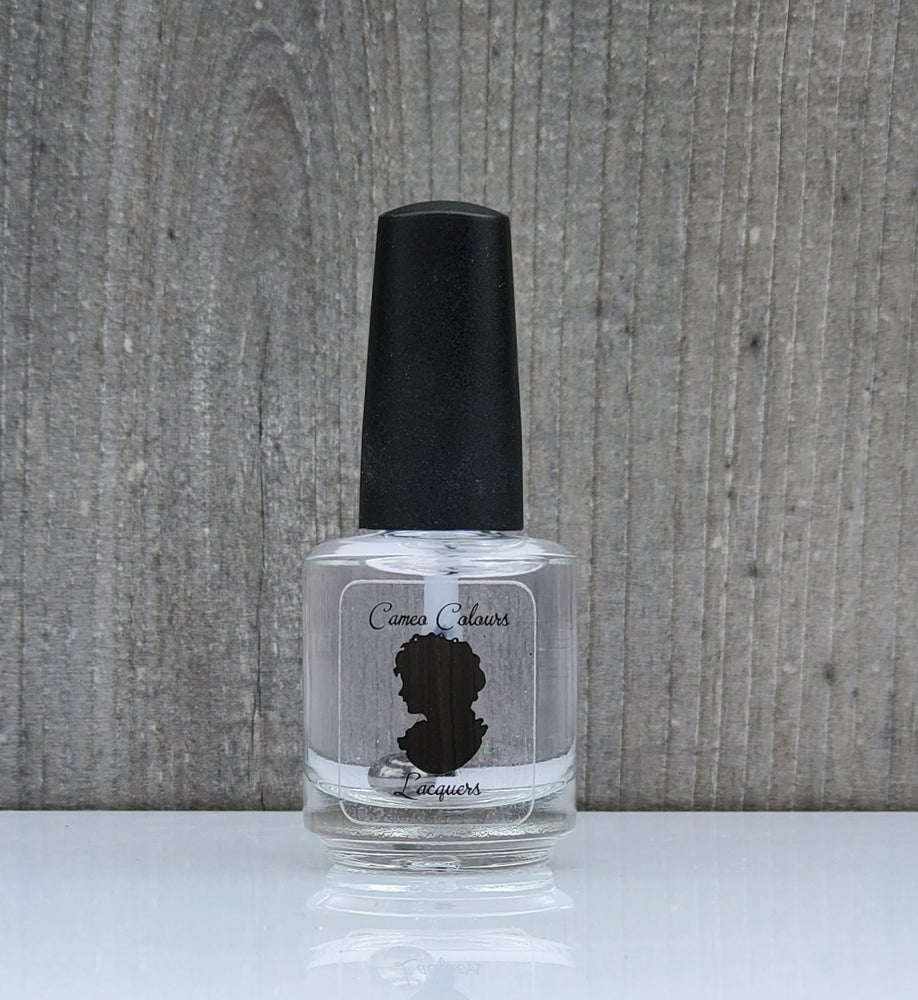 Image of Silhouette in Glass - Quick Dry Top Coat (5 Free)