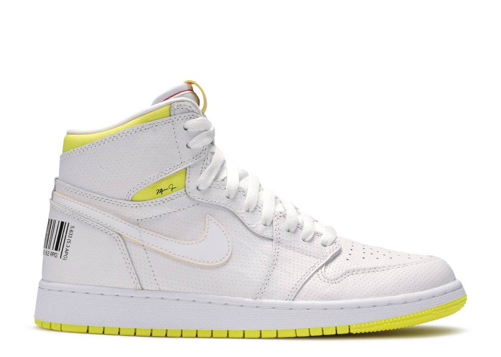"Image of Air Jordan 1 Retro High OG ""First Class Flight"" (GS)"