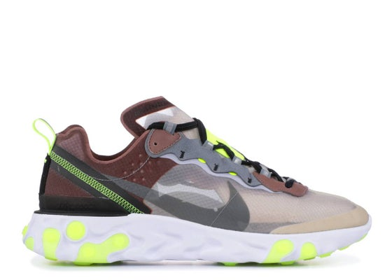 "Image of Nike React Element 87 ""Desert Sand"""