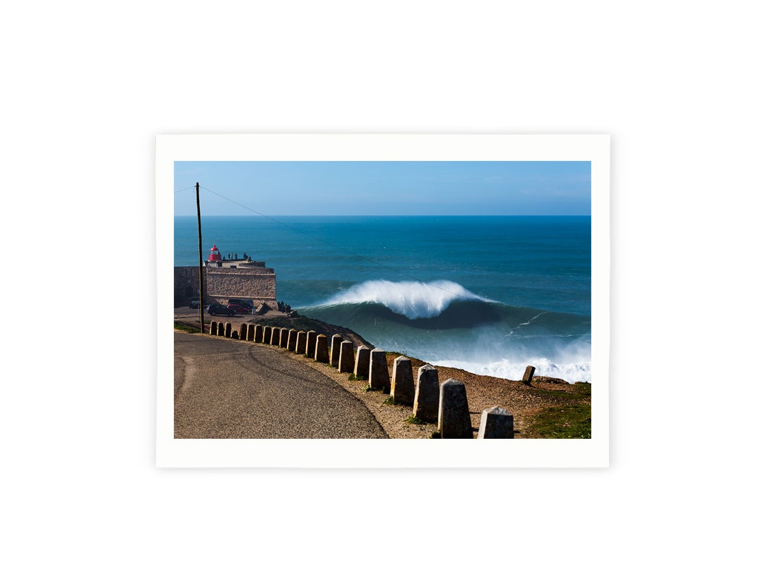 Nazare by Salty Frames (A4+)