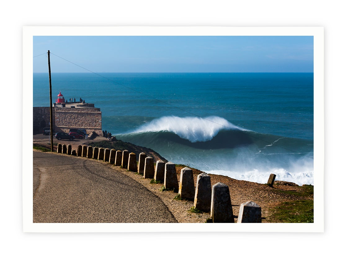Nazare by Salty Frames (A3+)