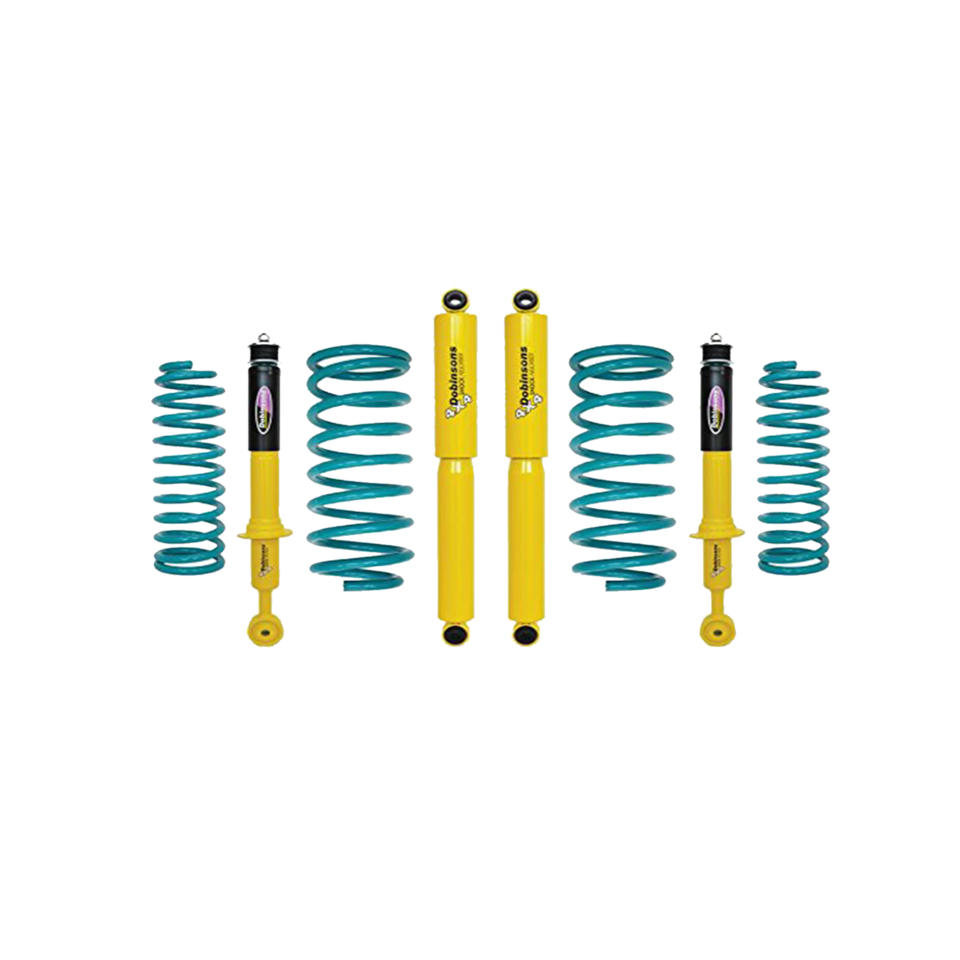 Image of Dobinsons 3rd gen 4runner twin tube suspension