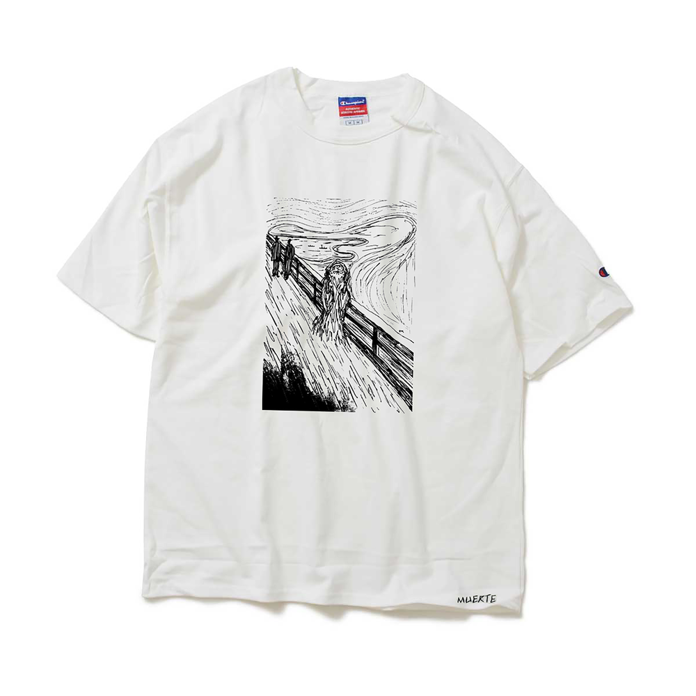 "Image of ""SCREAM"" TEE"