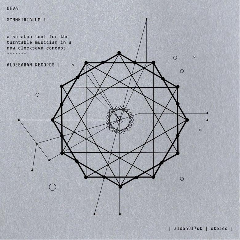 "Image of 7"" Vinyl -  Aldebaran Records - DEVA - SYMMETRIARUM I"