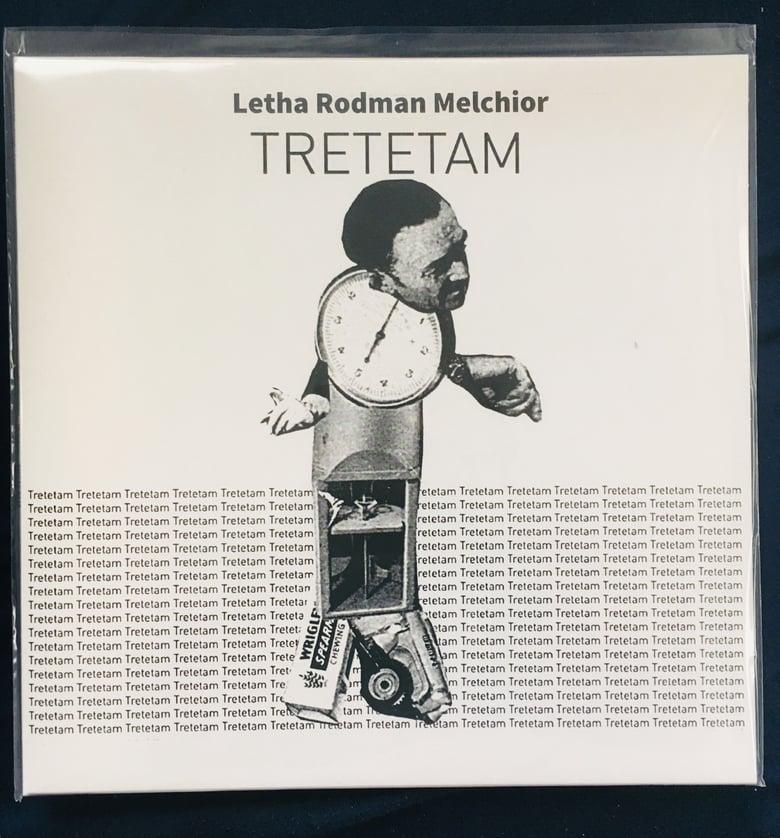 Image of Letha Rodman Melchior 'Tretetam' Lp