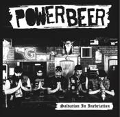 """Image of Power Beer - """"Salvation in Inebriation"""" Album CD"""