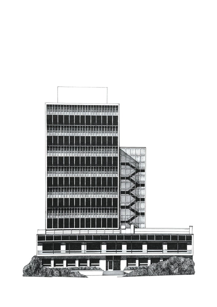 Image of Renold Building. Manchester