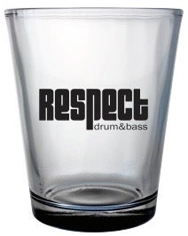 Image of Respect 21 Yr Shot Glasses