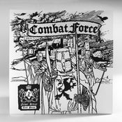 "Image of COMBAT FORCE ""NEVER STRAY: IRON AND BLOOD"" TEST PRESS"