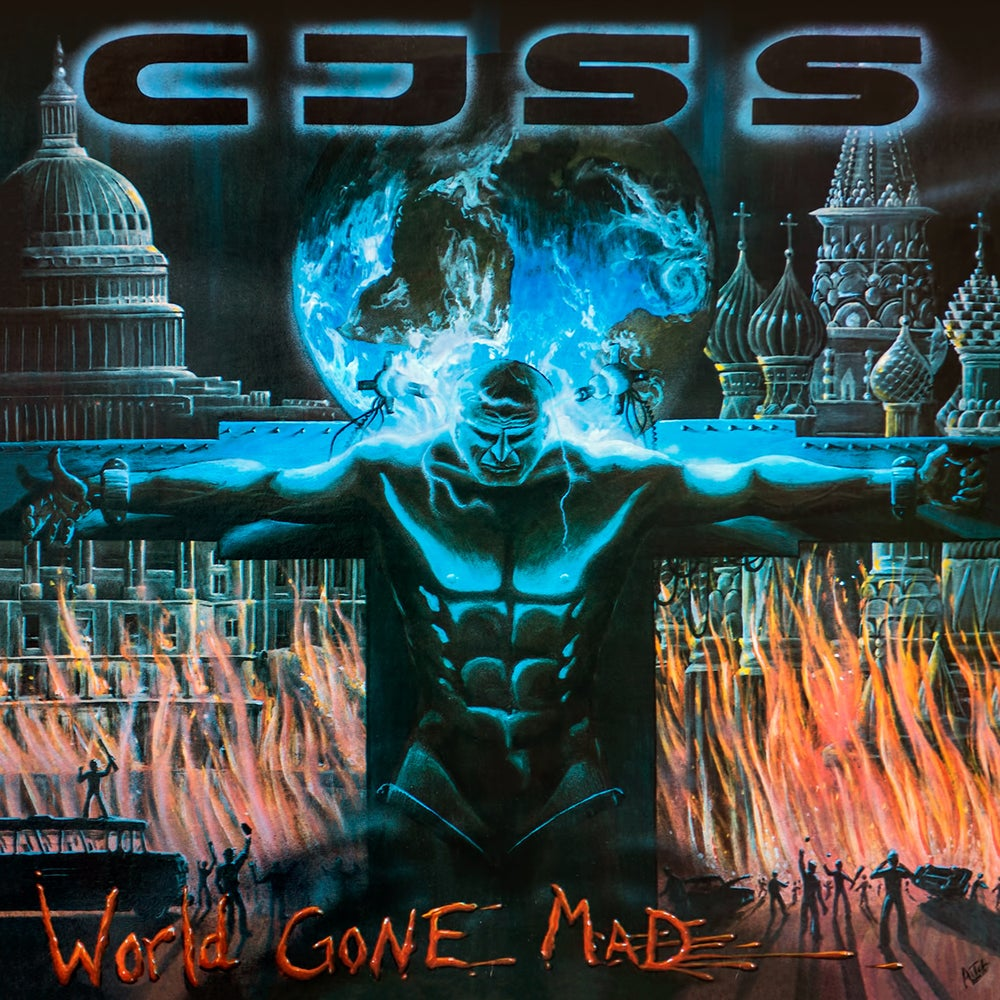 Image of CJSS - World Gone Mad (Deluxe Edition)