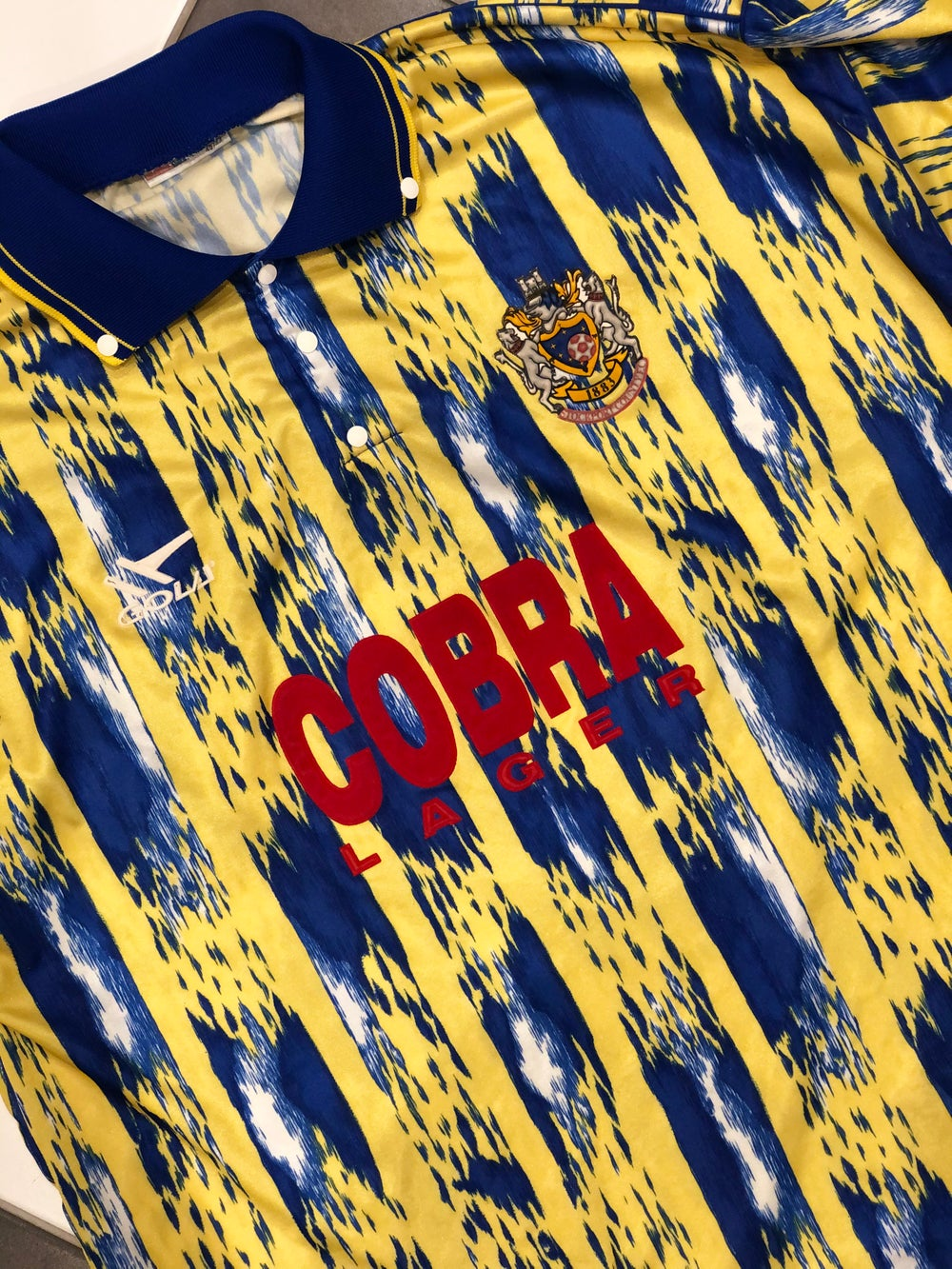 Image of Replica 1991/92 Gola Away Shirt XL